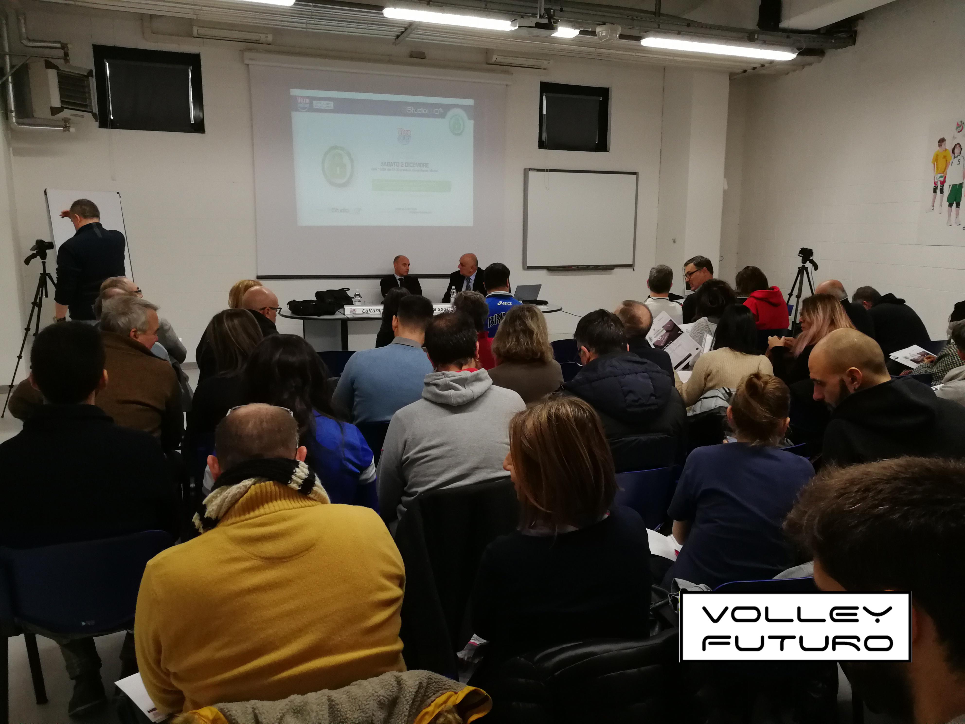 Seminario sulla Privacy: un altro importante successo per Volley Futuro
